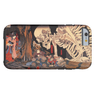 Princess calls up a demon spirit tough iPhone 6 case