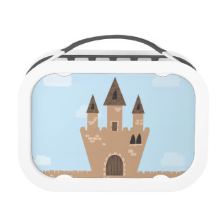 Princess Castle Lunchbox