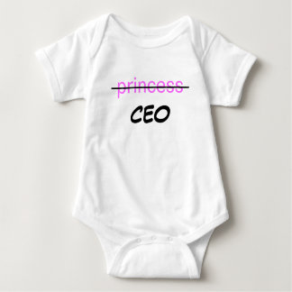Princess CEO Baby Bodysuit