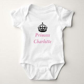 Princess Charlotte Baby Bodysuit