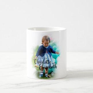 Princess Charlotte Elizabeth Walking Coffee Mug