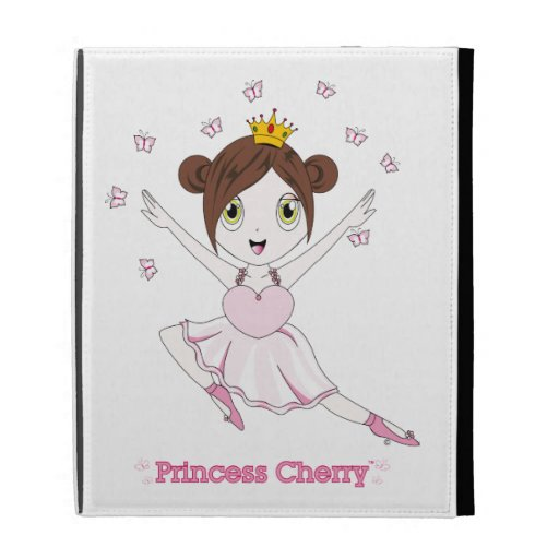 Princess Cherry™ iPad Folio Caseable iPad Folio Cases