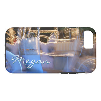 Princess coach photo custom name cell phone case