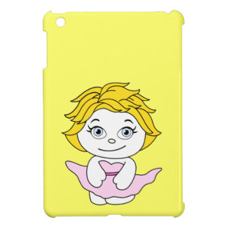 Princess Dancing Cartoon iPad Mini Cases