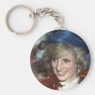 Princess Diana Bishopton 1983 Key Ring