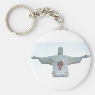 Princess Diana Brazil Key Ring