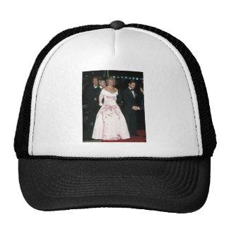 Princess Diana Germany 1987 Mesh Hat