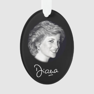 Princess Diana Ornament