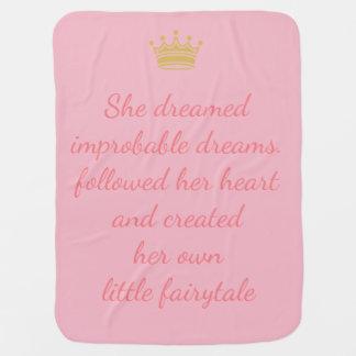 Princess Dreams Baby Blanket