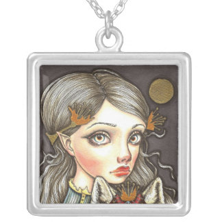 Princess Elaine and Thibault the Fearless Custom Necklace