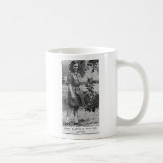 Princess Elizabeth 1943 Coffee Mug