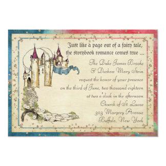 Princess Fairy Tale Invitations