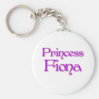Princess Fiona Key Ring