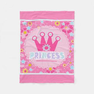 Princess . fleece blanket