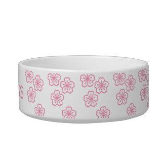 Princess Floral Pet Bowls
