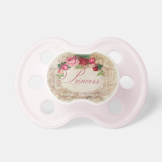 Princess French Inspired Pacifer for Girls Pacifier