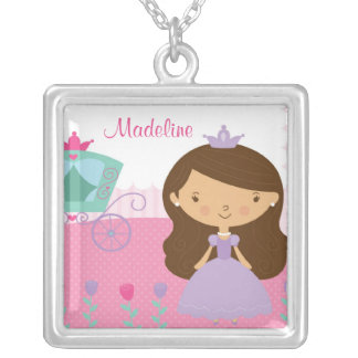 Princess Girl Necklace
