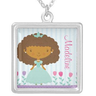 Princess Girl Necklace