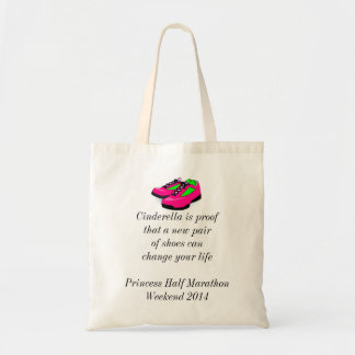 Princess Half Weekend Tote