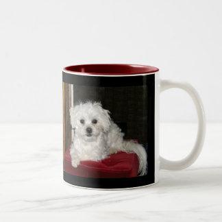 Princess Honey Two-Tone Coffee Mug