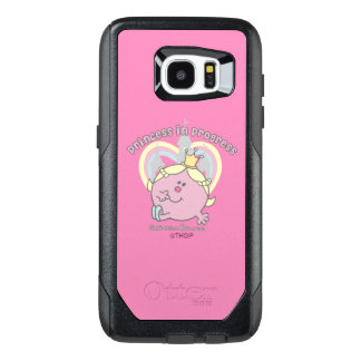 Princess in Progress OtterBox Samsung Galaxy S7 Edge Case