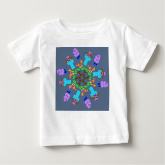 Princess in the Tower Baby T-Shirt
