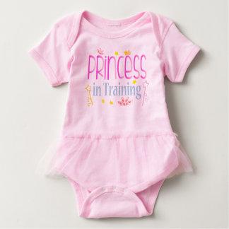 Princess In Training Baby Bodysuit