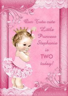 2nd Birthday Princess Gifts On Zazzle AU