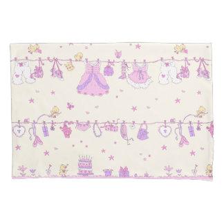 Princess Laundry Pillowcase