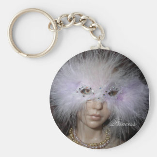 Princess Lucia Key Ring