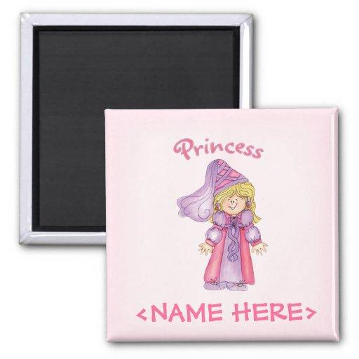 Princess Refrigerator Magnet