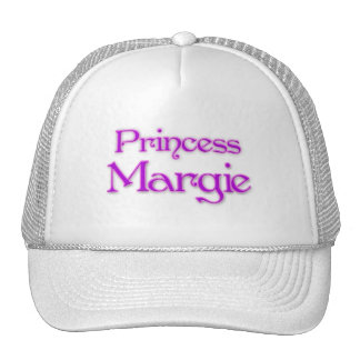 Princess Margie Hats