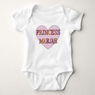 Princess Mariah Baby Outfit T-shirts