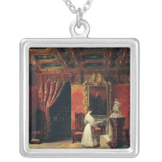 Princess Marie d'Orleans  in her Gothic Studio Pendant