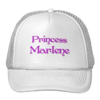 Princess Marlene Trucker Hat