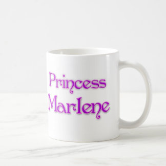 Princess Marlene Coffee Mug