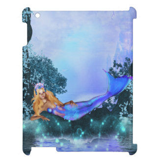 Princess Mermaid Cover For The iPad 2 3 4