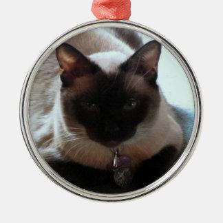 Princess Metal Ornament