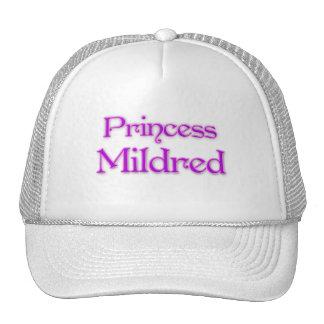Princess Mildred Mesh Hat