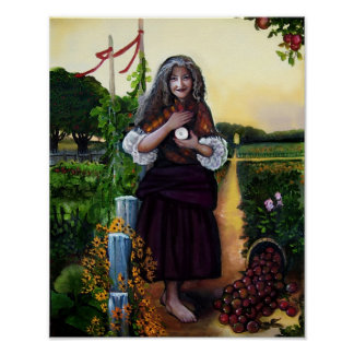 Princess of Coins Poster