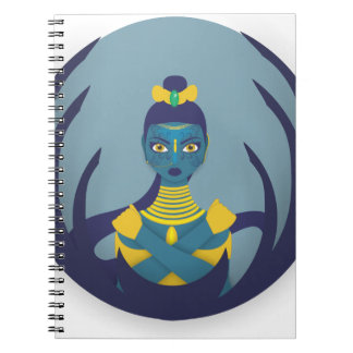Princess of the moon notebooks