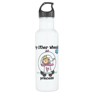 Princess Other Wheels 710 Ml Water Bottle