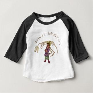Princess Paleontologist Baby T-Shirt
