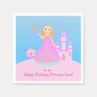 Princess Paper Napkin