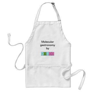 Princess periodic table name apron