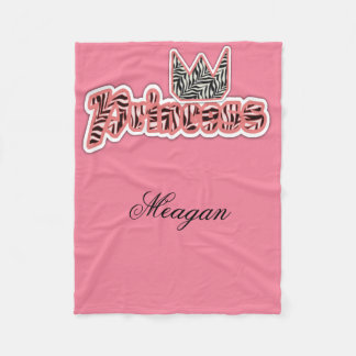Princess Personalized Blanket