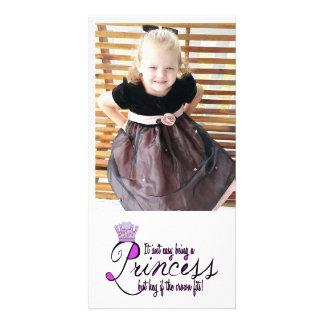 Princess Photocard Photo Card