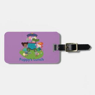 Princess picnic tag
