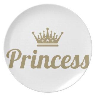 Princess Plate
