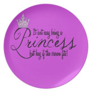 Princess Dinner Plates